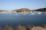 Bucht an der Costa Dorada
